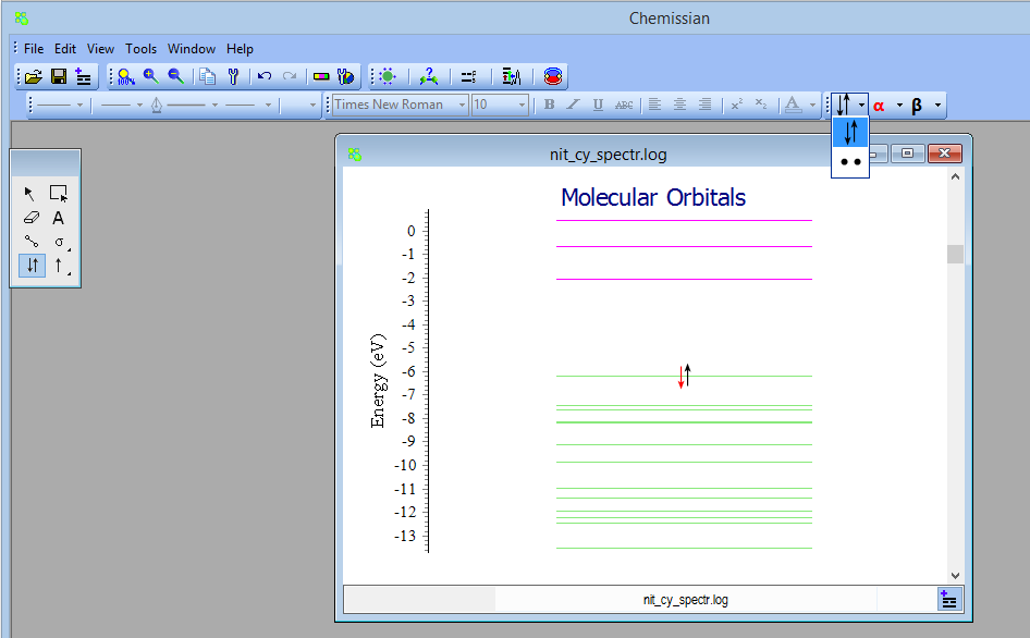 Chemissian news   Chemissian: software to analyze spectra