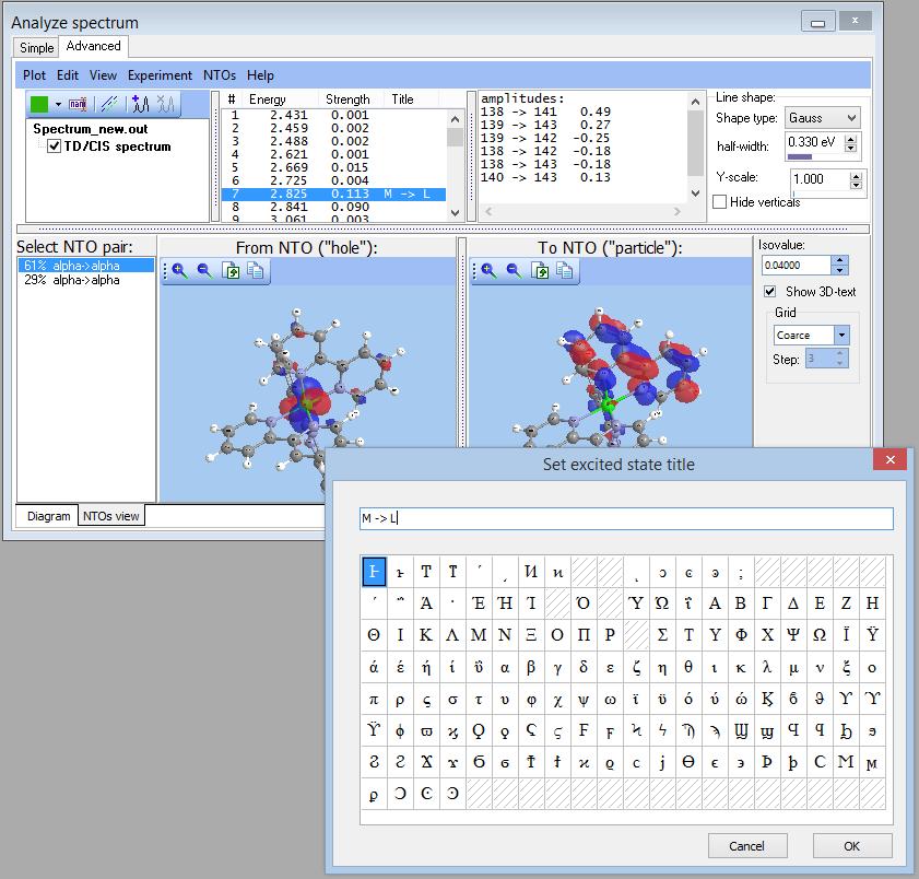 Chemissian news   Chemissian: software to analyze spectra, build