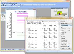 Quantum chemical valence indices